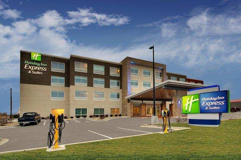Holiday Inn Express And Suites Mt. Sterling North