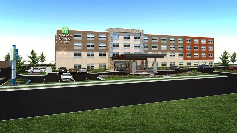 Holiday Inn Express And Suites Lexinton W   Versailles