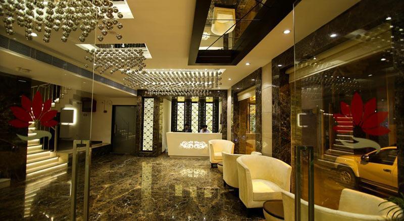 The Prime Balaji Deluxe @ New Delhi Railway Station Hotel