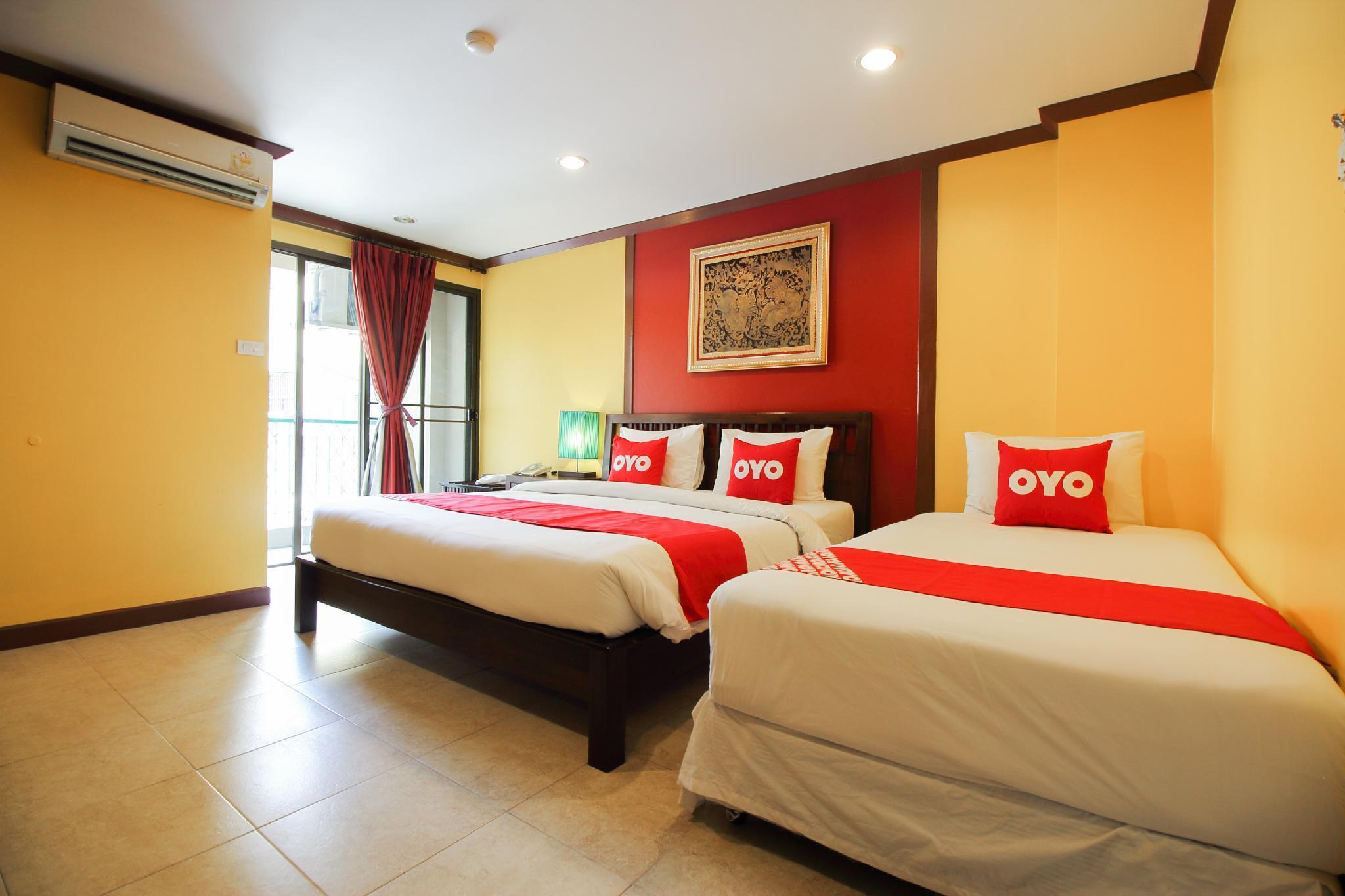 OYO 434 Boonsiri Place Hotel โอโย 434 บุญศิริ เพลซ โฮเต็ล