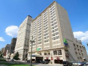 Holiday Inn Express Hotel & Suites Detroit-Downtown: ważne informacje (Holiday Inn Express Hotel & Suites Detroit-Downtown)