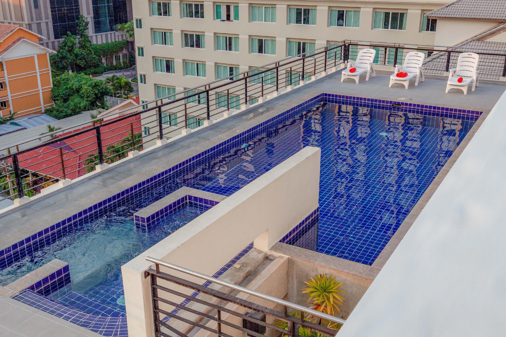 Citismart Luxury Apartments ซิตี้สมาร์ต ลักชัวรี อพาร์ตเมนต์