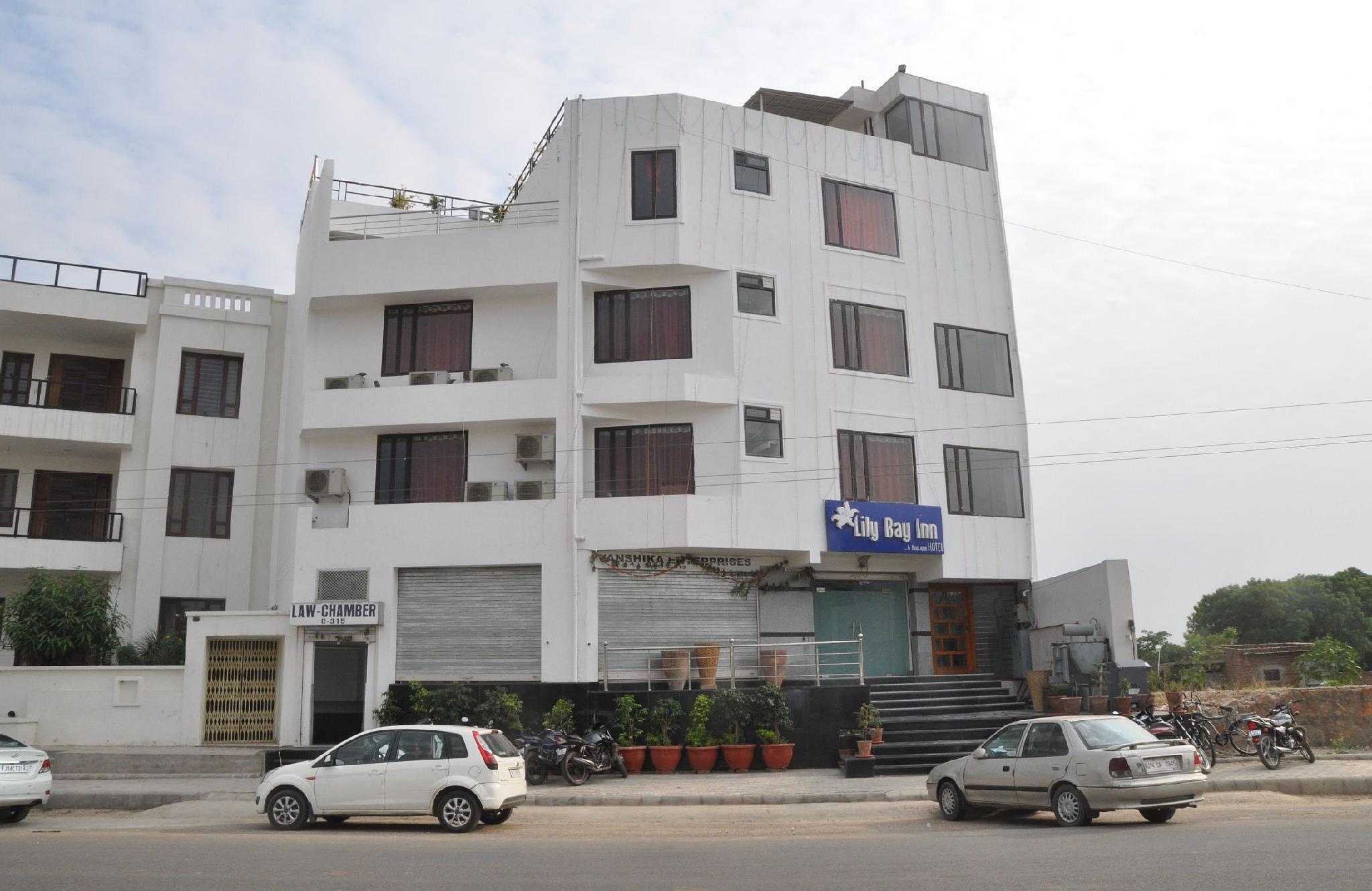 Hotel Lily Bay Inn