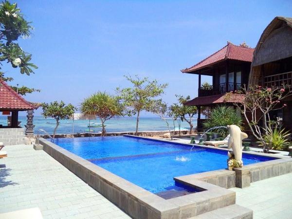 Mandara Beach Bungalows Bali