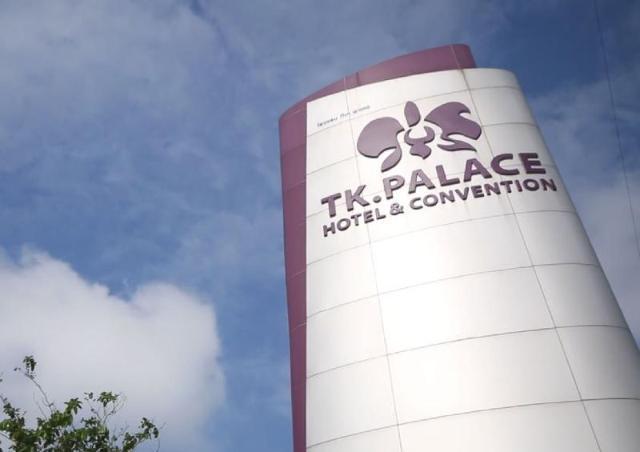 โรงแรมทีเค. พาเลซ – TK Palace Hotel