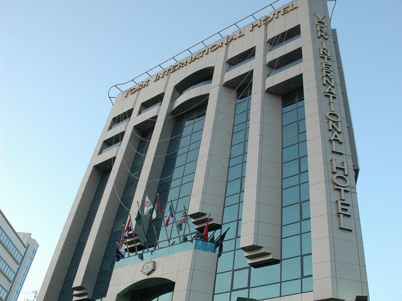 York international hotel dubai united arab emirates for Dubai hotel ranking