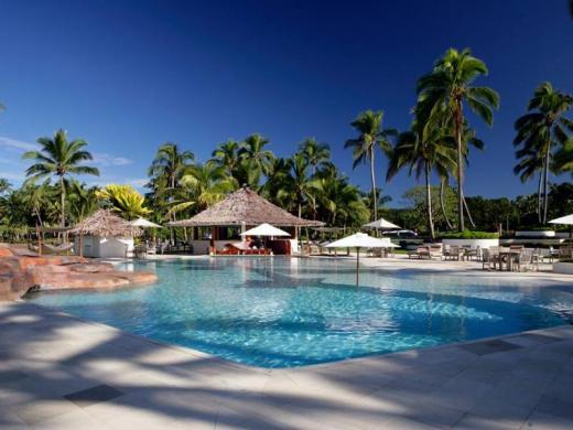 The Pearl South Pacific Resort