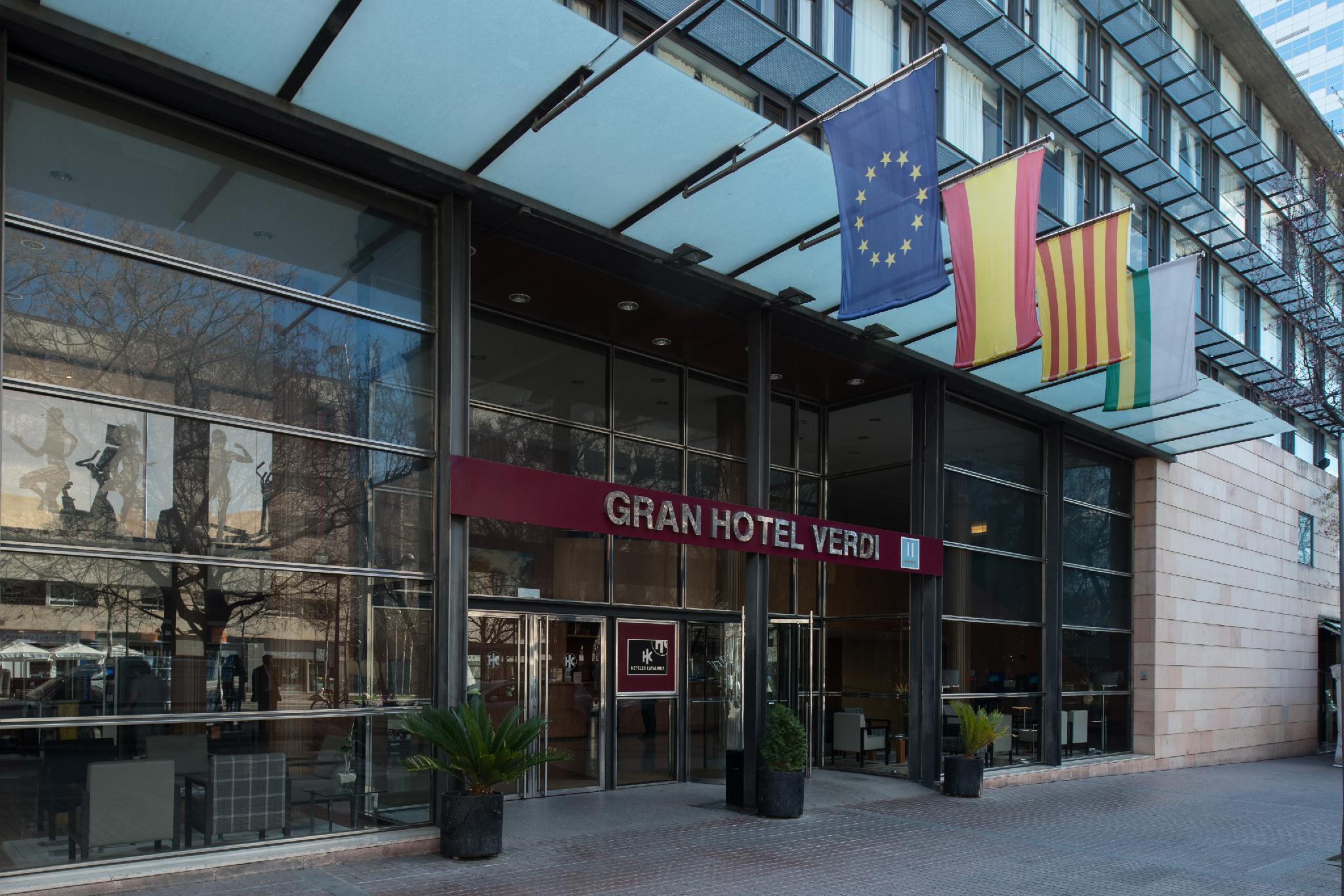 Catalonia Gran Verdi Hotel