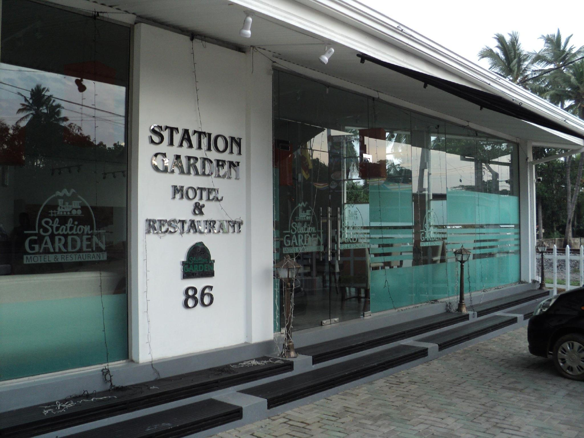 OYO 375 Station Garden Hotel And Resturant