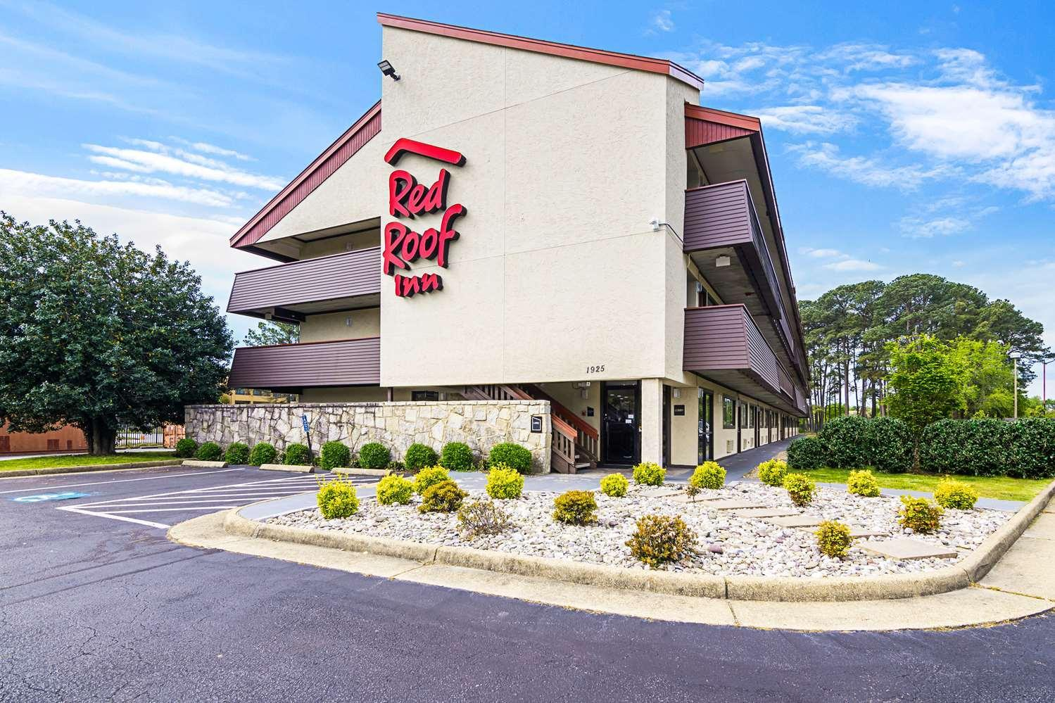 Red Roof Inn Hampton Coliseum & Convention Center Hampton