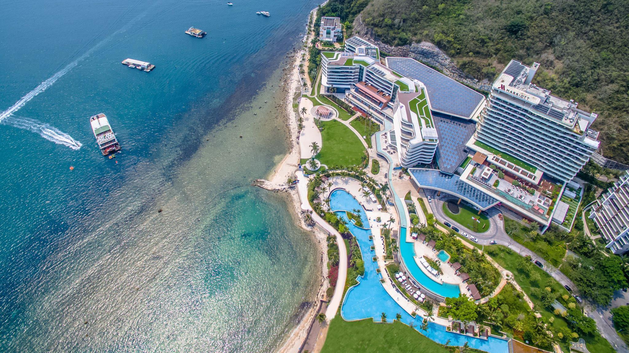 JW Marriott Hotel Sanya Dadonghai Bay