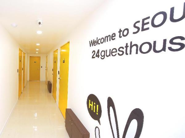 24 Guesthouse Seoul Jongno Seoul