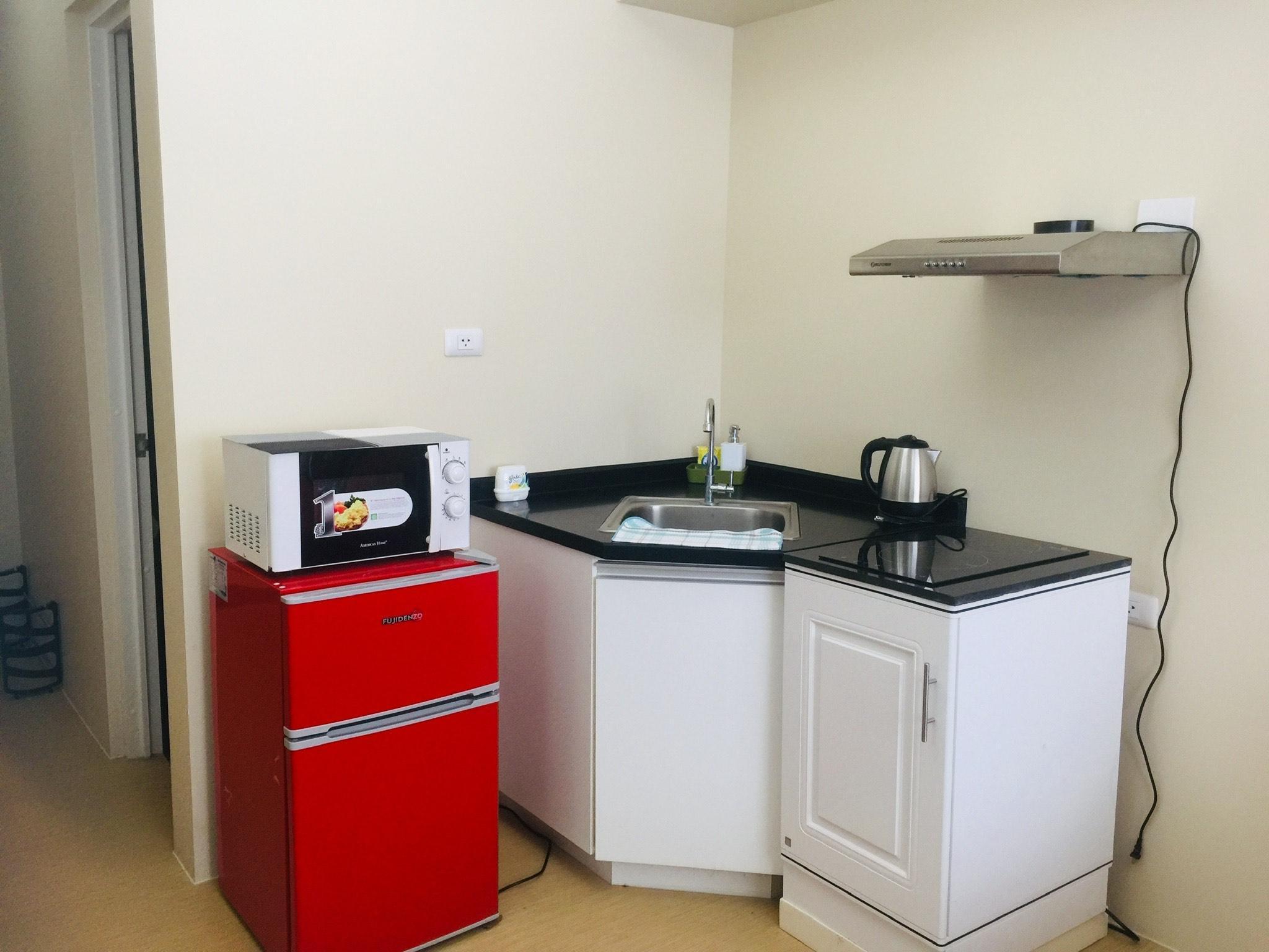 Clean And Big Studio Unit Aspira