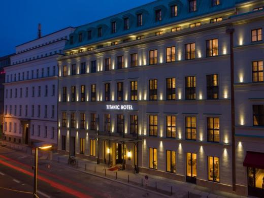 Titanic Gendarmenmarkt Berlin Hotel