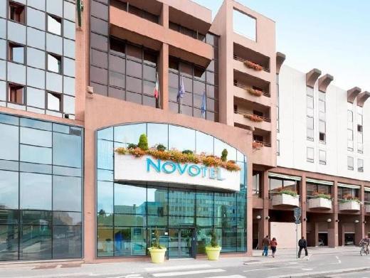 Novotel Lyon La Part Dieu Hotel