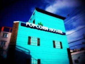 Popcorn Hostel Tongyeong Dongpirang