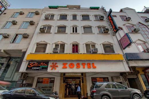 Zostel Delhi Hostel