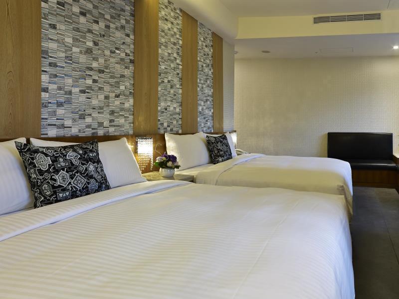 Beauty Hotels Taipei  Hotel Bstay