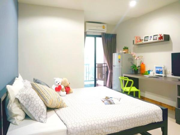 In Clover Apartment Bangsaen Chonburi