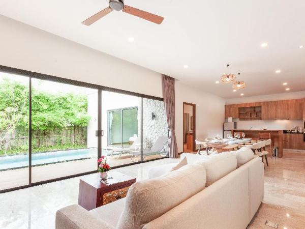 A Atlantis 2-bedrooms  Private Pool Villa Phuket