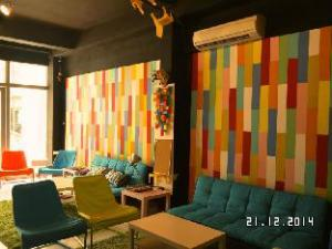 The Bohemian Chic Hostel