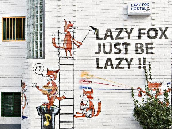 Hongdae Lazy Fox Hostel In Seoul Seoul
