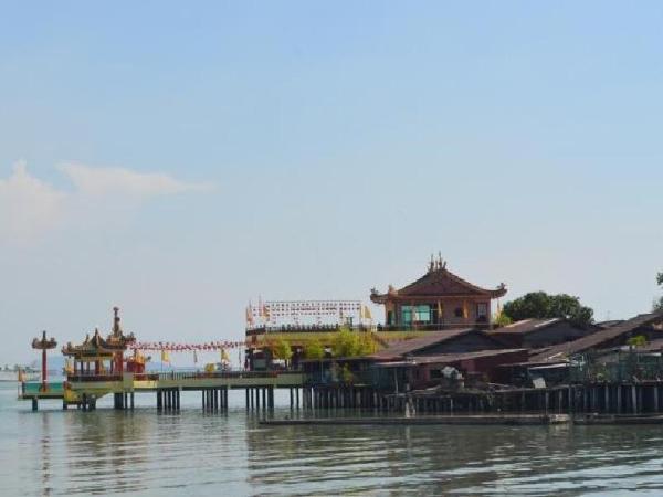 Hostel Silence Sea Library Penang