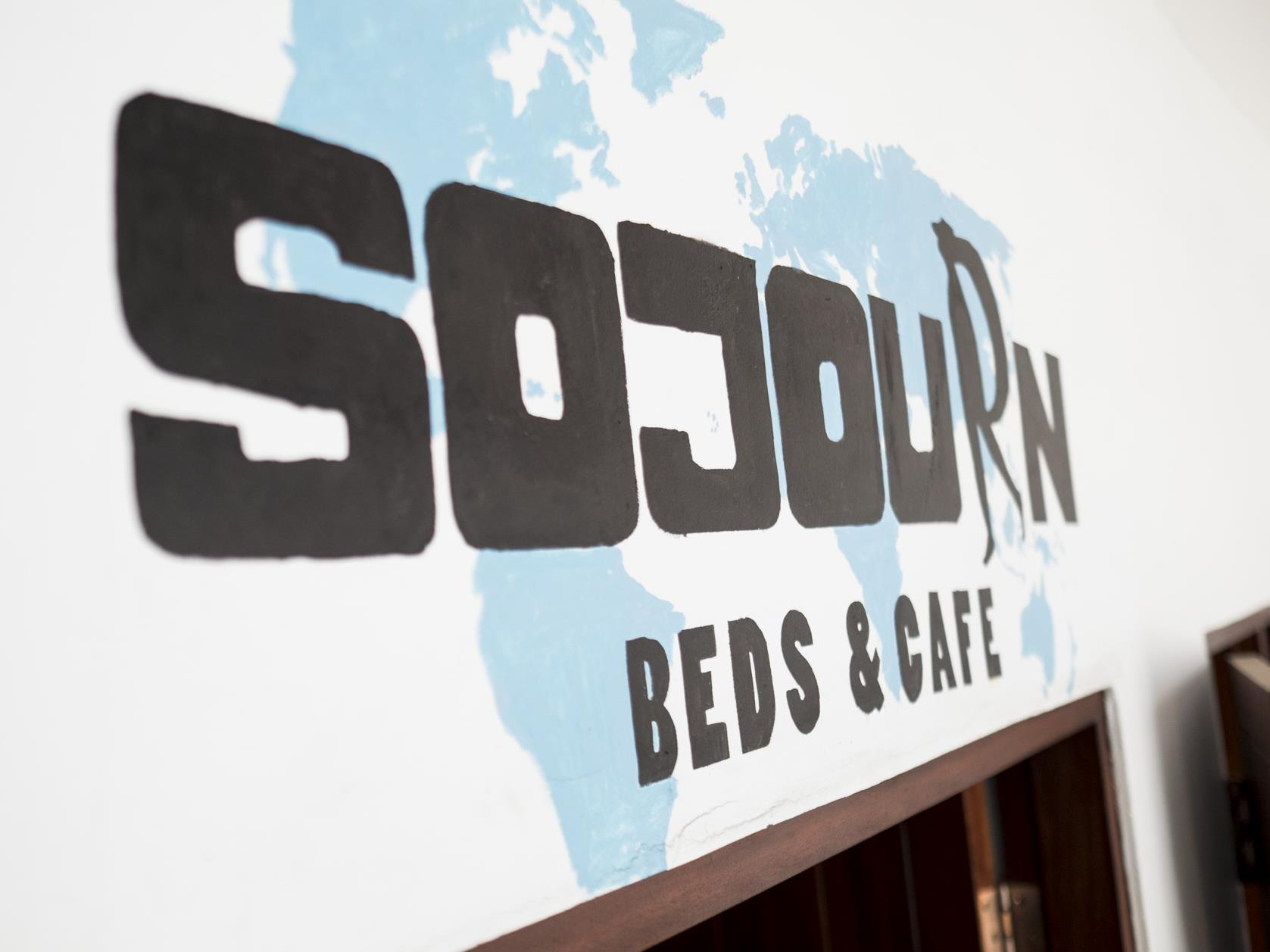 Sojourn Beds And Cafe