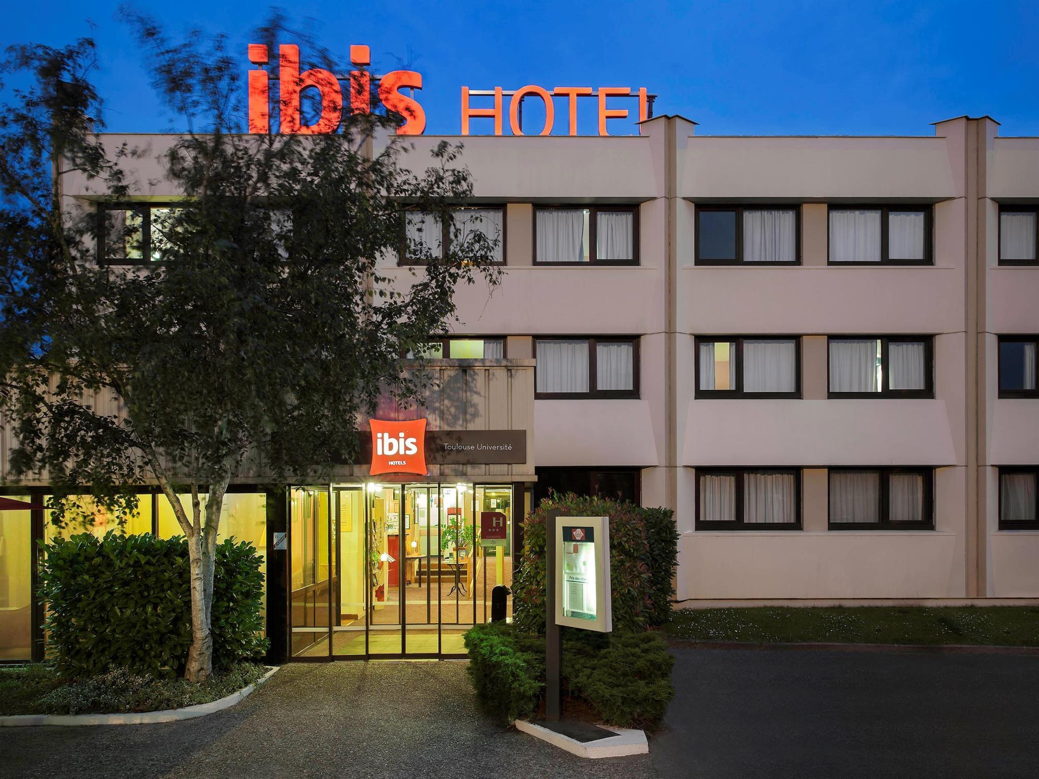 Ibis Toulouse Universite