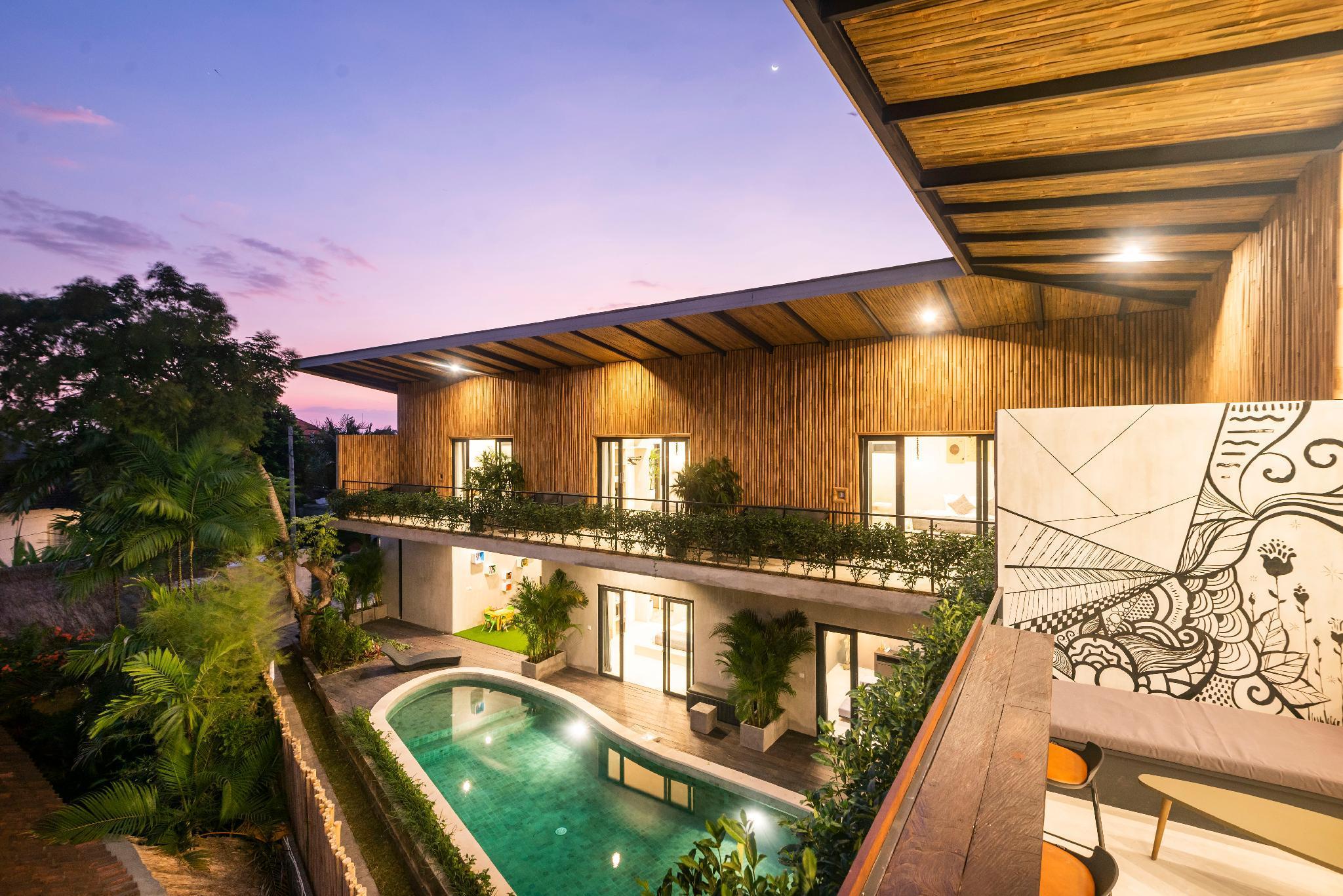 Canggu Dream Studios And Villas