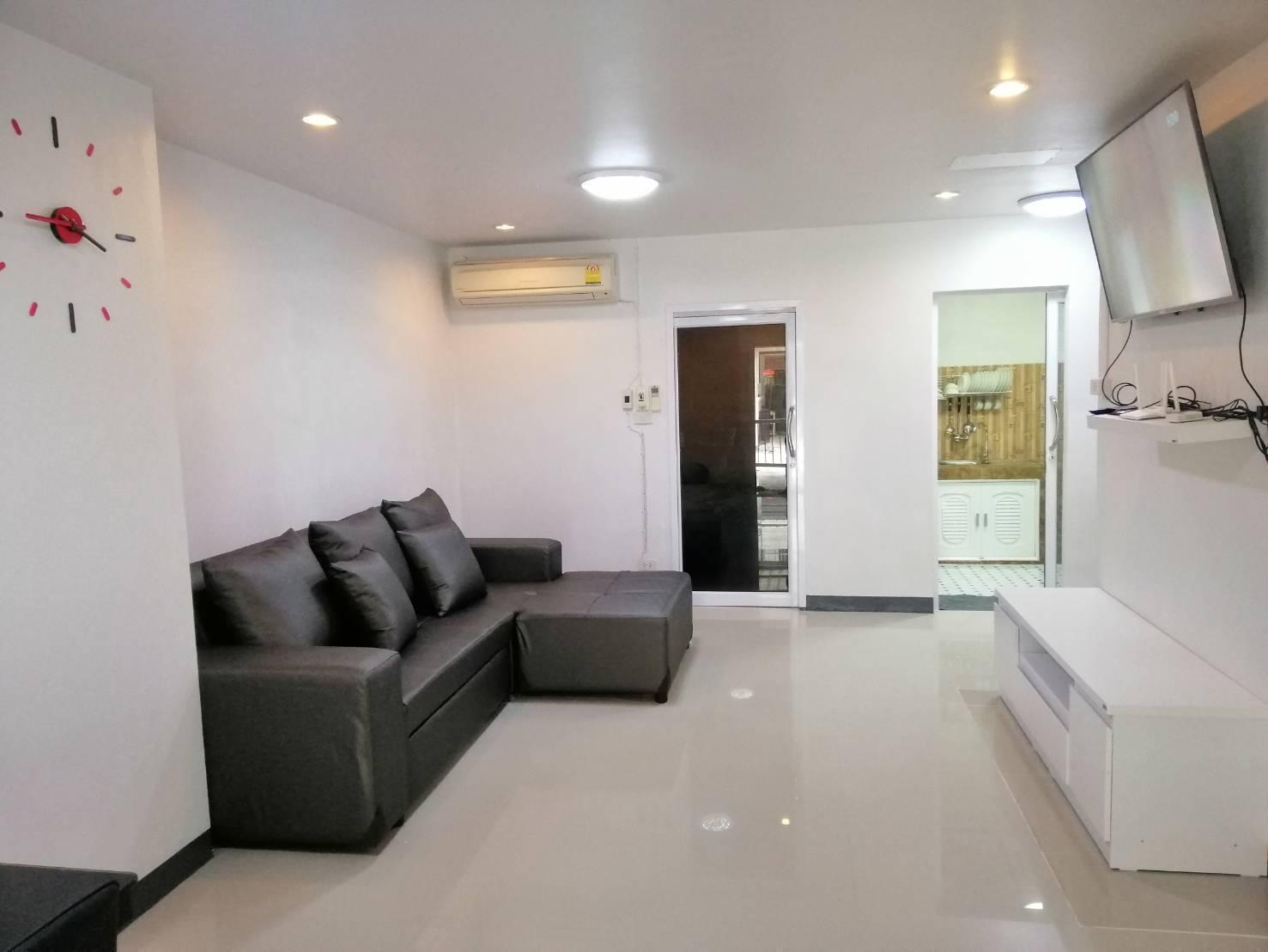 NB Bangsaen house @ KL2 บ้านเดี่ยว 4 ห้องนอน 2 ห้องน้ำส่วนตัว ขนาด 120 ตร.ม. – บางแสน