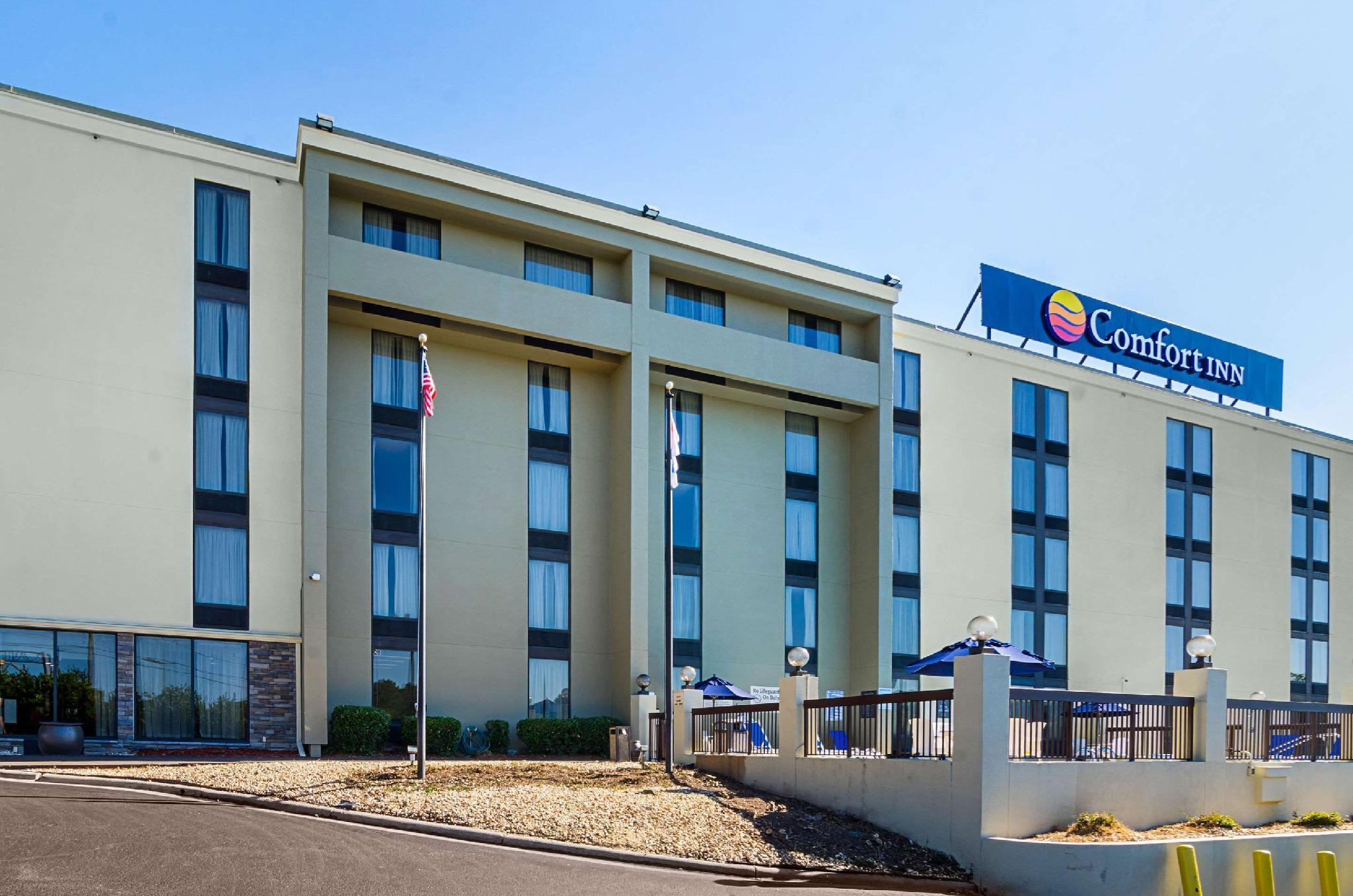 Comfort Inn And Suites Durham Near Duke University
