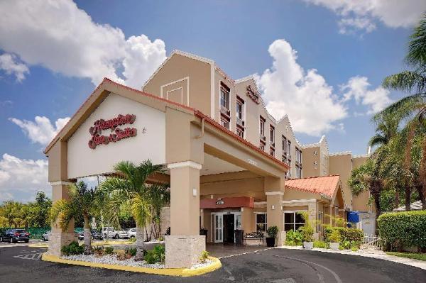 Hampton Inn & Suites Fort Lauderdale Airport Fort Lauderdale