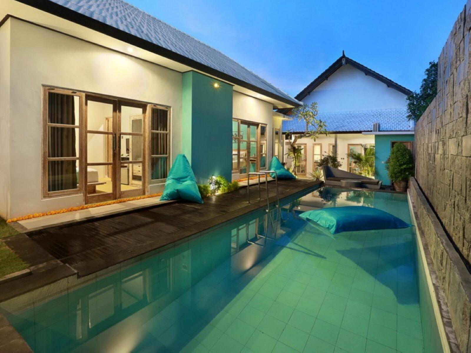 6BR Villas With For Group Diving At Tulamben
