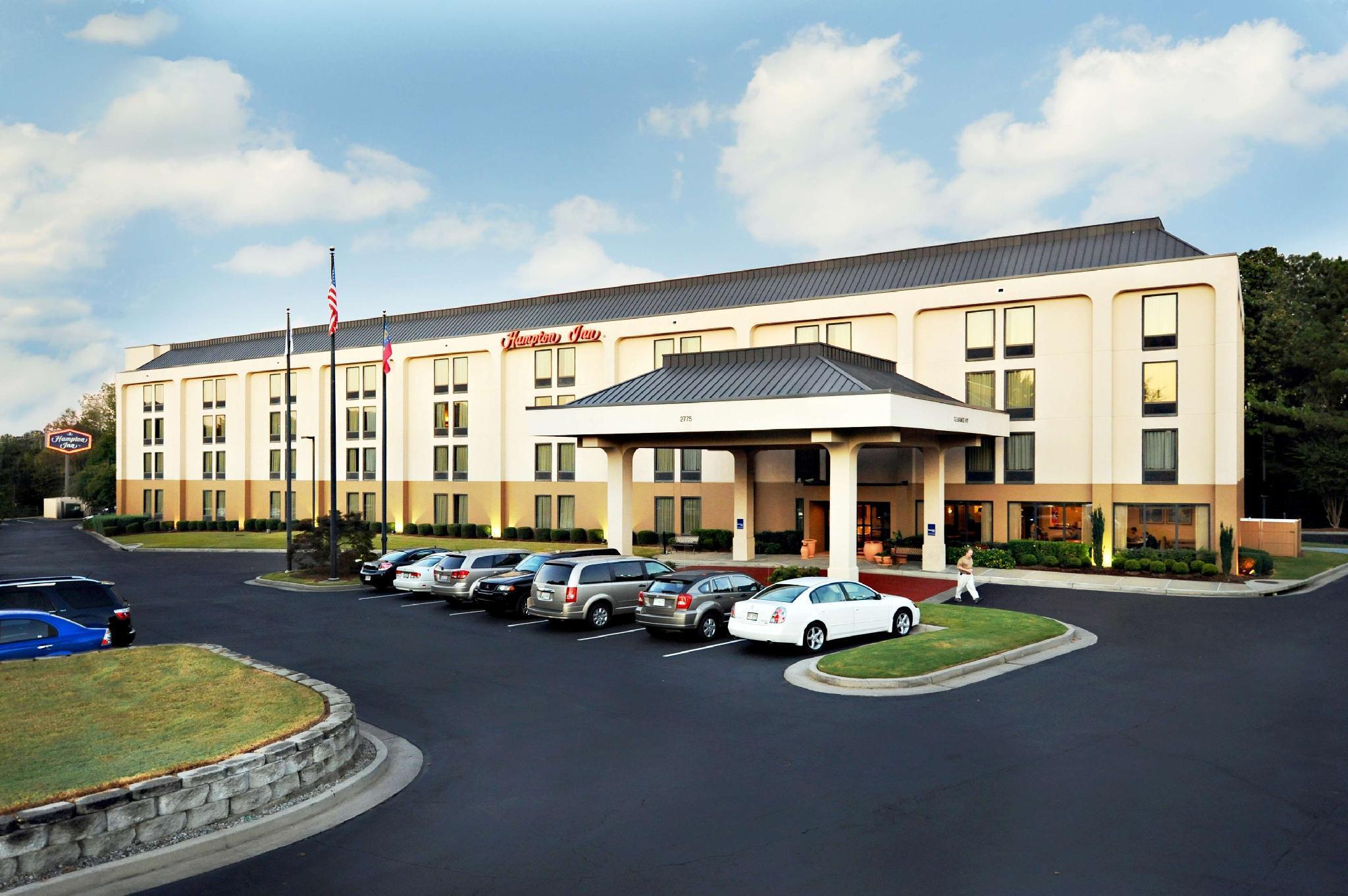 Hampton Inn Atlanta Cumberland Mall Cobb Galleria Area