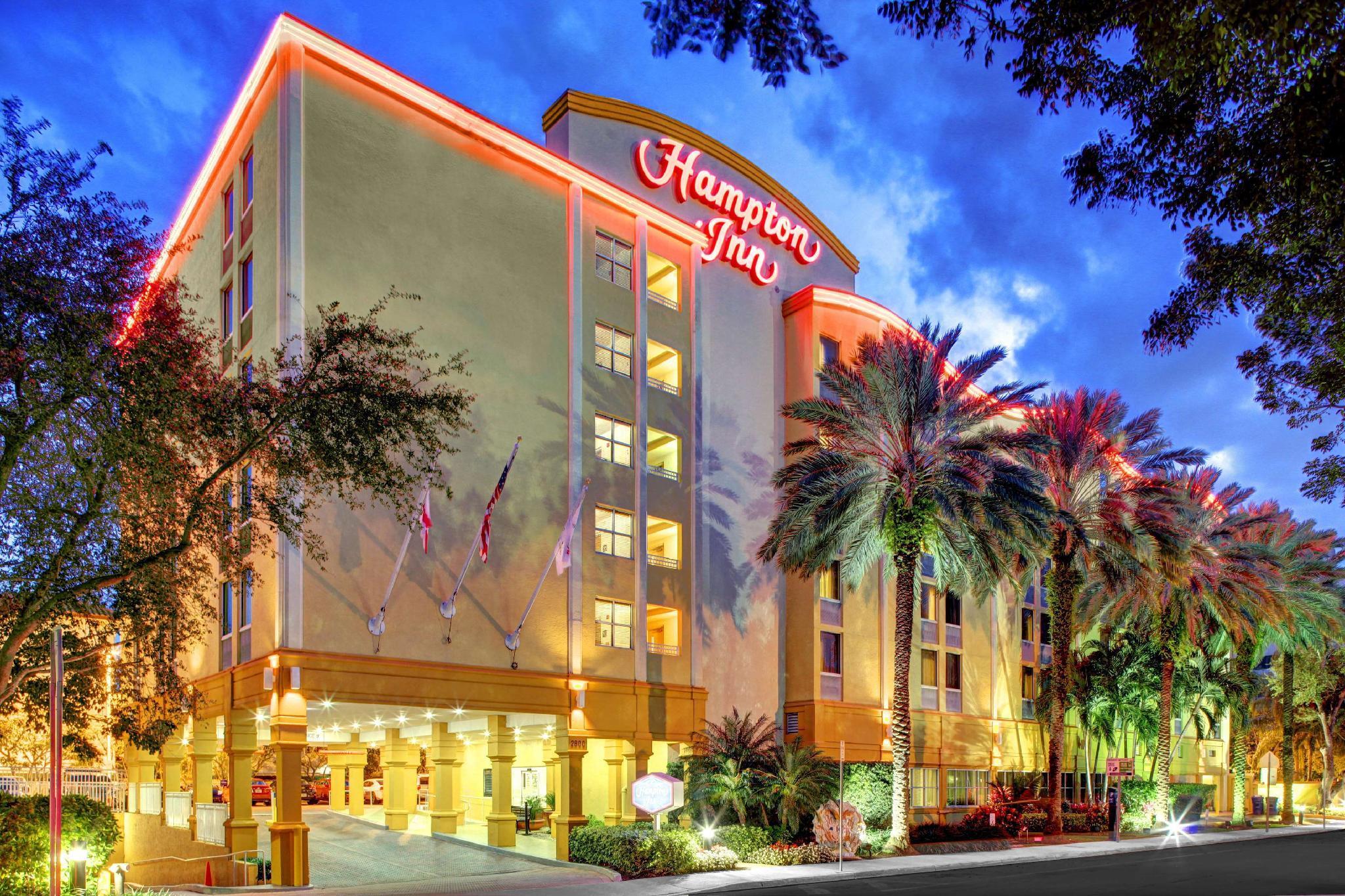 Hampton Inn Miami Coconut Grove Coral Gables