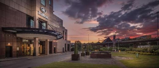 Hilton Glasgow Hotel