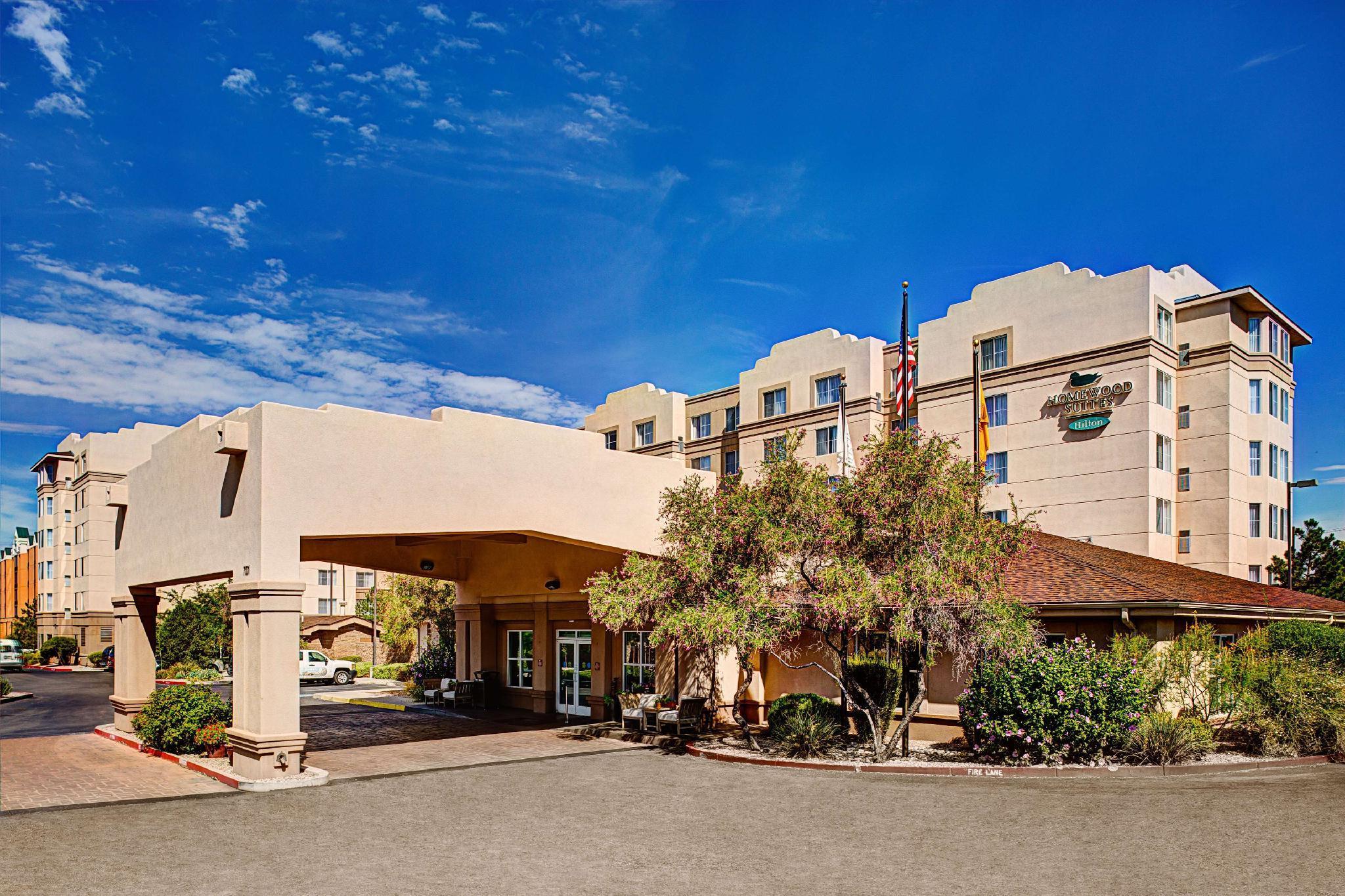 Homewood Suites By Hilton Albuquerque Uptown Hotel
