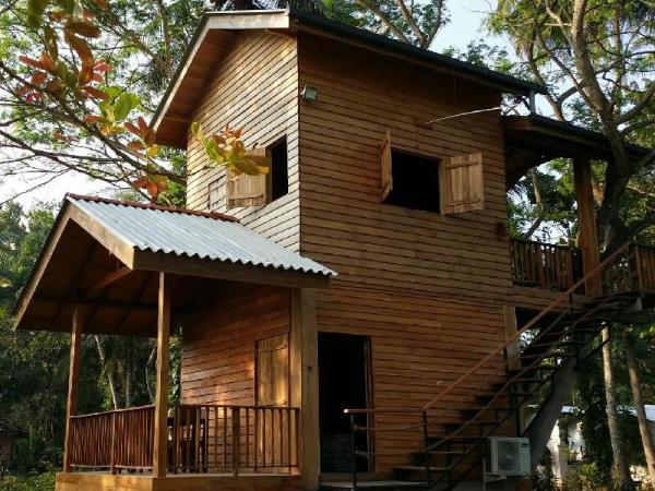 Wilpattu Tree House Anuradhapura