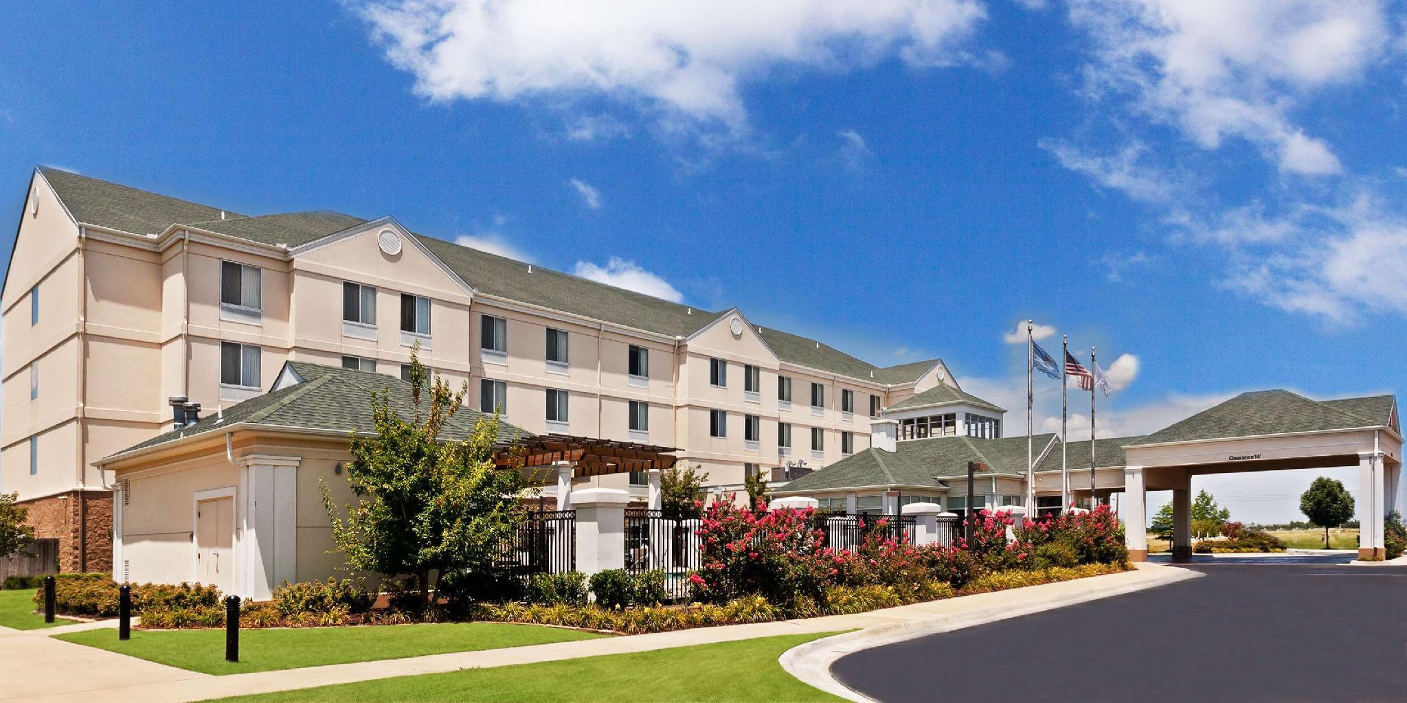 Hilton Garden Inn Tulsa South Hotel