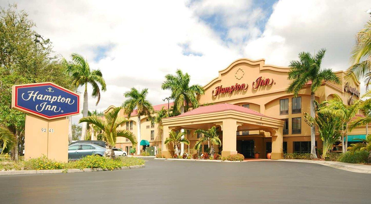 Hampton Inn Fort Myers Airport And I 75
