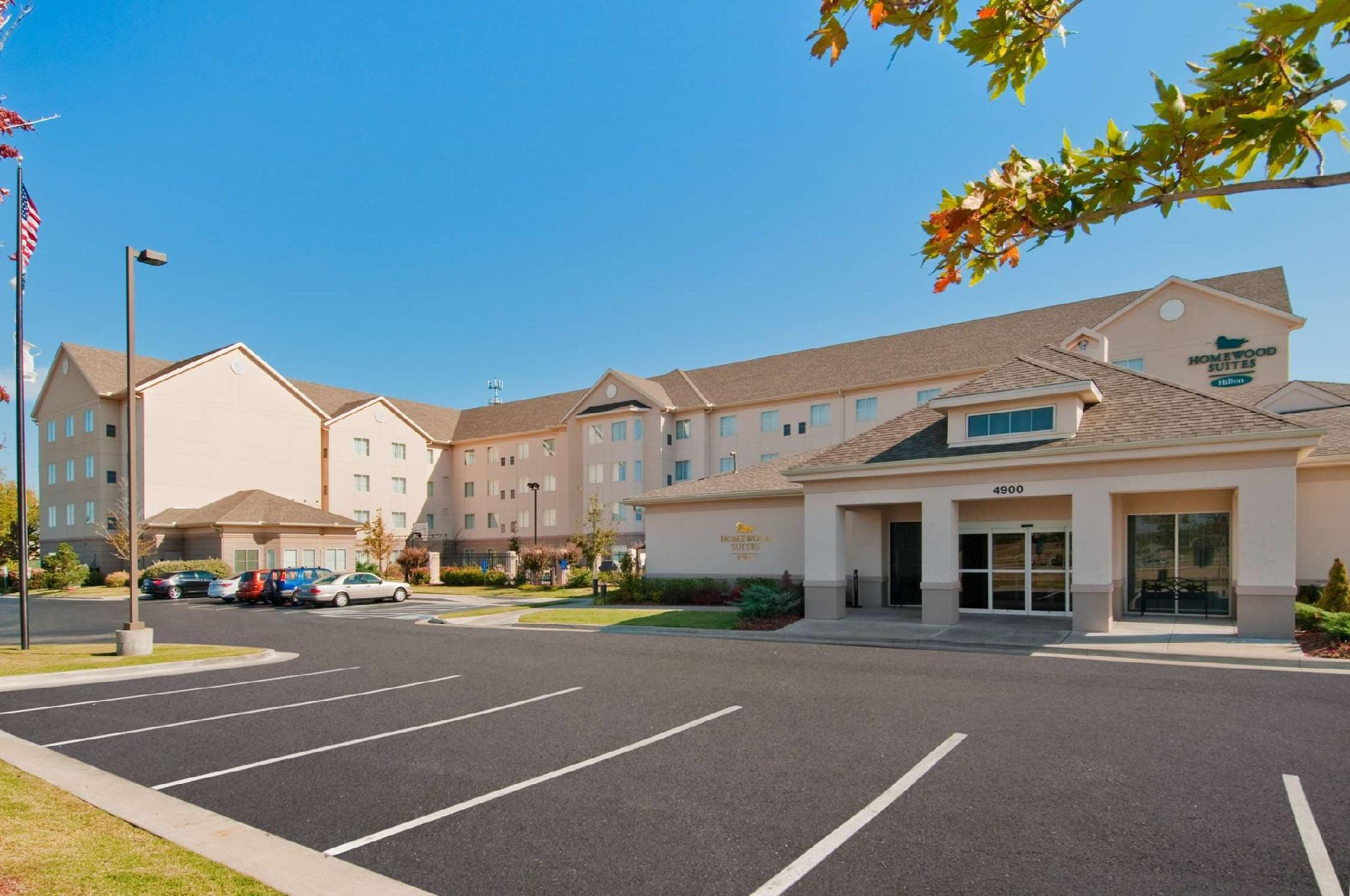 Homewood Suites By Hilton Tulsa South