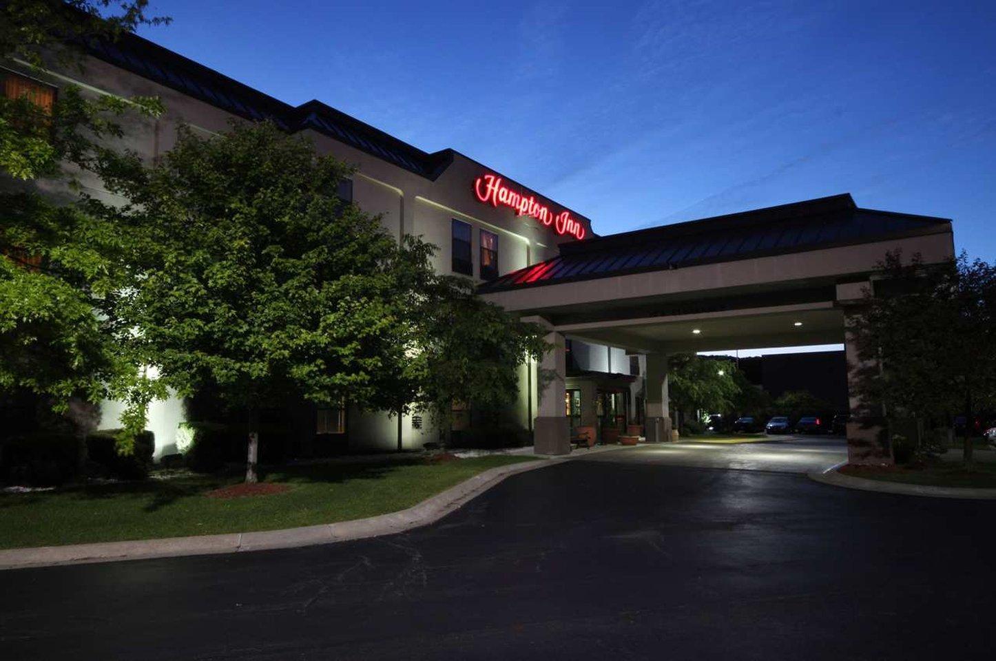 Hampton Inn Johnson City Binghamton