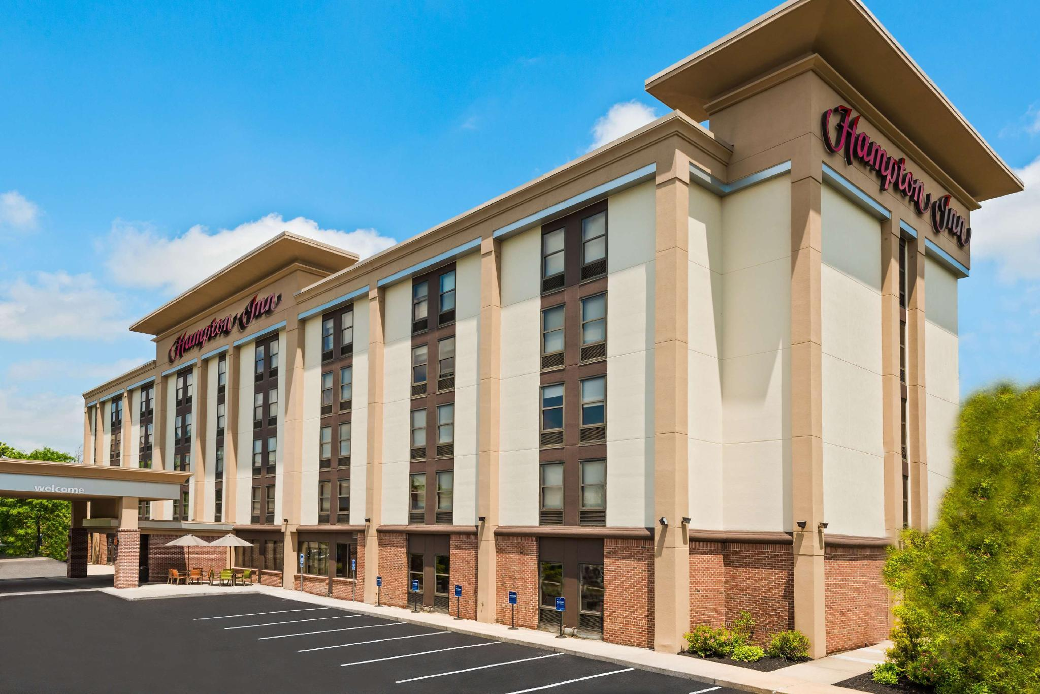 Hampton Inn Boston   Marlborough