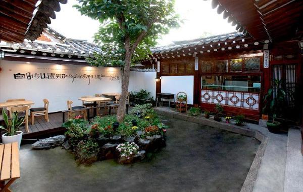 Moggoji Hanok Guesthouse Seoul