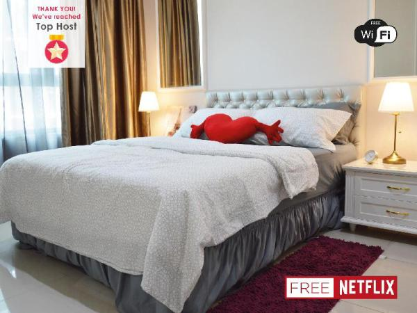 [FREE NETFLIX]Luxury Homestay at Central i-City Shah Alam