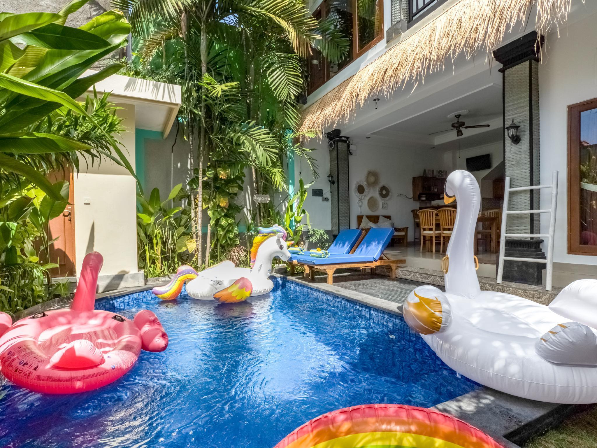 Villa Arlish Tropical Legian