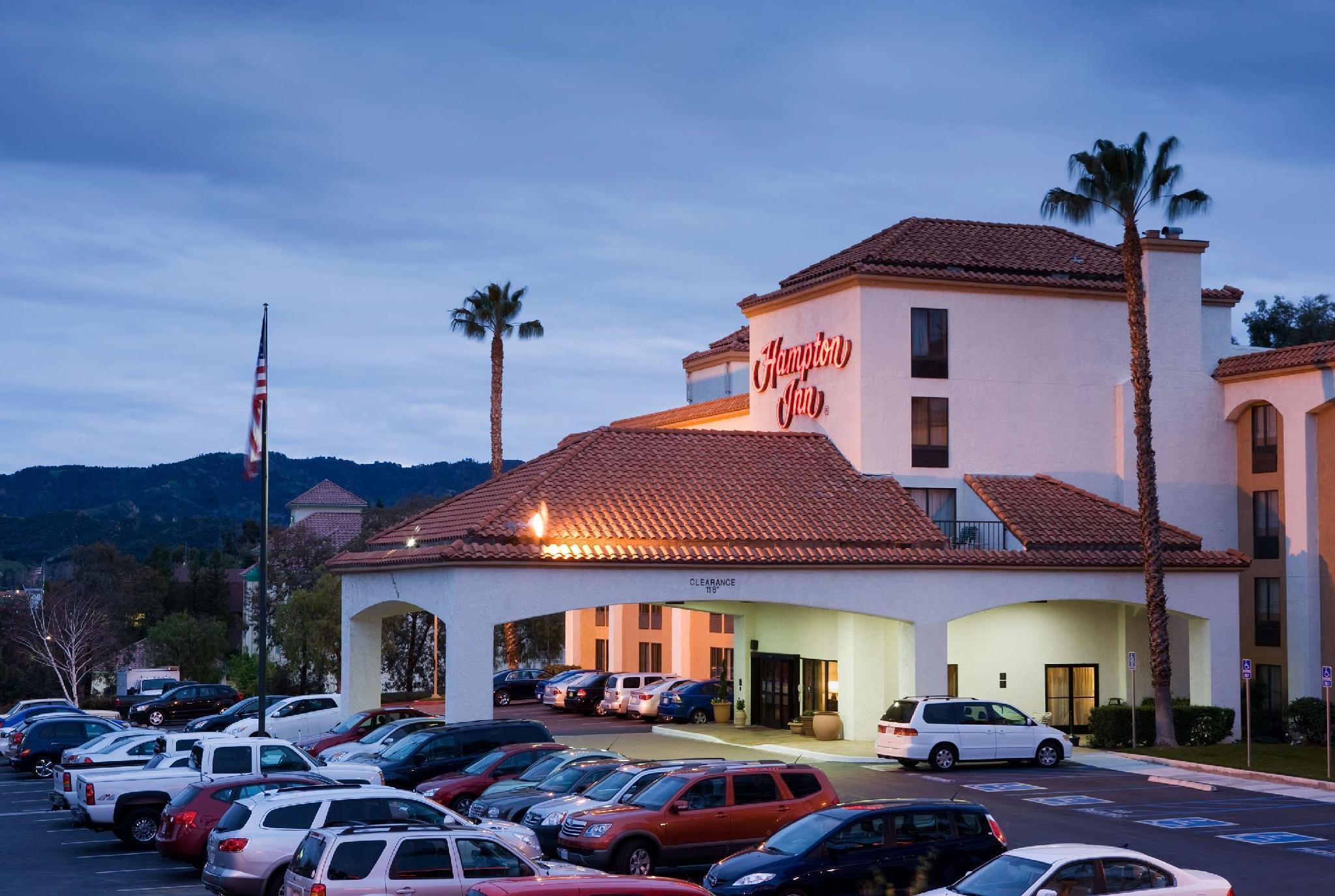 Hampton Inn Los Angeles Santa Clarita Hotel