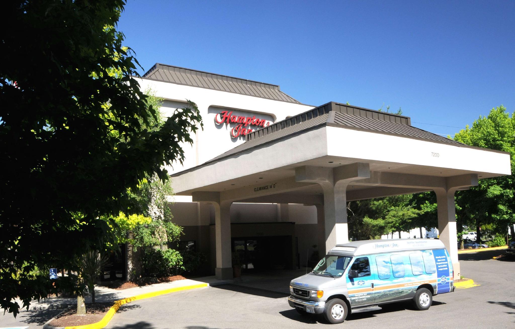 Hampton Inn Seattle   Southcenter Hotel