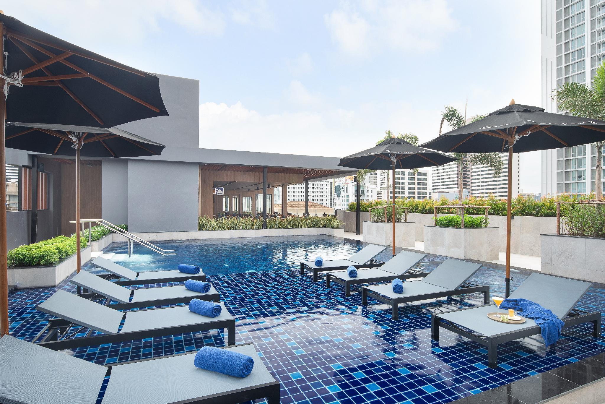 Eleven Hotel Bangkok อีเลฟเว่น โฮเต็ล แบงค็อก